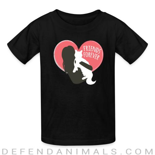 Friends Forever  - Cats Lovers Kids t-shirt