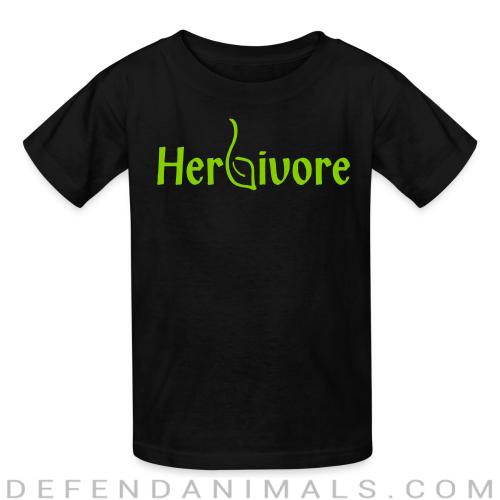 Herbivore - Vegan Kids t-shirt