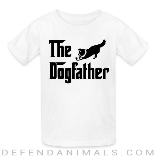 The Dogfather - Dog Breeds Kids t-shirt