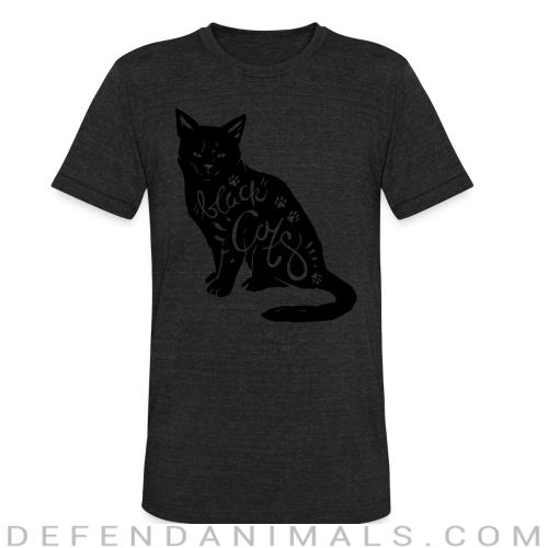 black cats  - Cats Lovers Local T-shirt