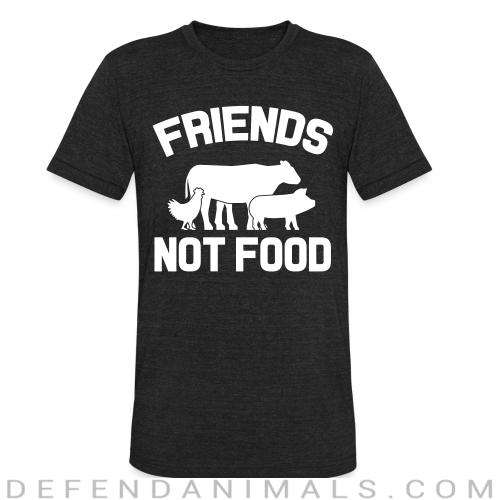 Friends not food - Animal Rights Activism Local T-shirt
