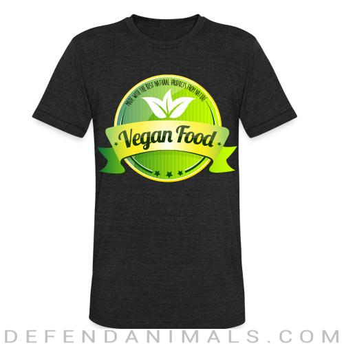 Made with the best natural product from nature Vegan food  - Vegan Local T-shirt