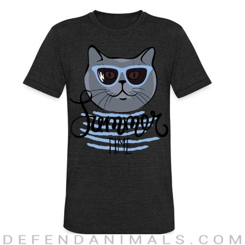 Summer time  - Cats Lovers Local T-shirt