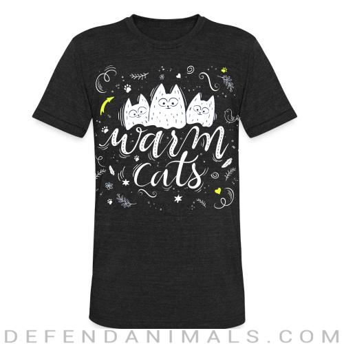 Warm cats  - Cats Lovers Local T-shirt
