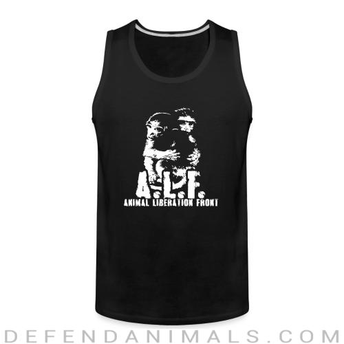 A.L.F animal liberation front  - Animal Rights Activism Tank top