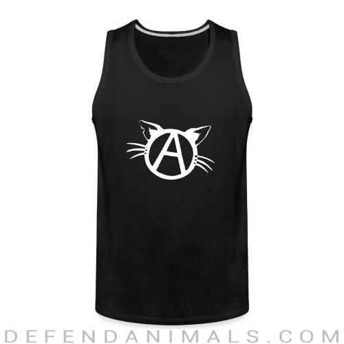 Anarchy cat - Cats Lovers Tank top