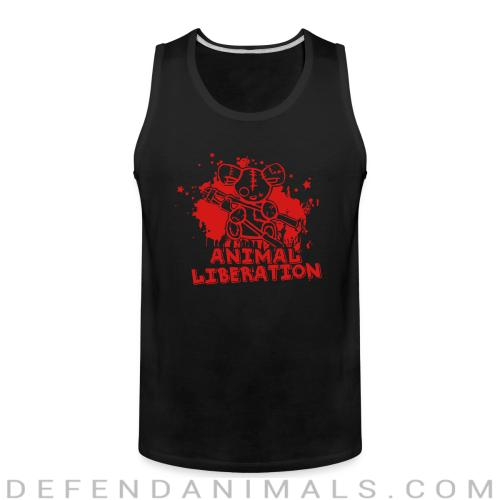 Animal liberation - Animal Rights Activism Tank top