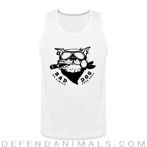 Bad dog no limits free soul - Dogs Lovers Tank top