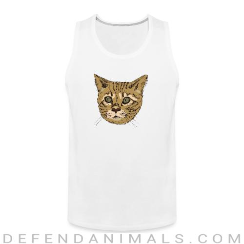 Bengal Cat - Cat Breeds Tank top
