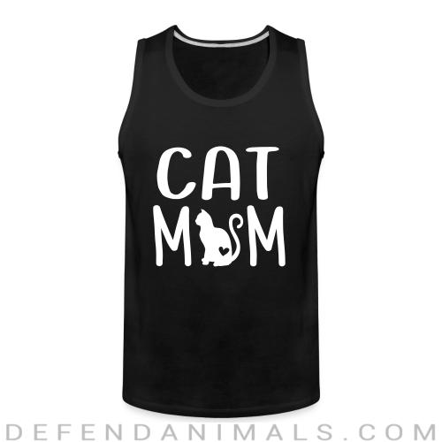 Cat mom  - Cats Lovers Tank top
