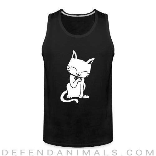 Cats  - Cats Lovers Tank top