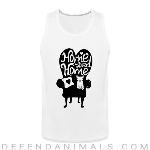 Home sweet home  - Cats Lovers Tank top