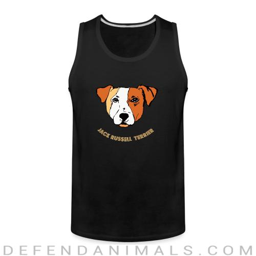 272dc4f7378a19 Jack Russell Terrier · Dog Breed Tank Top · Defend Animals