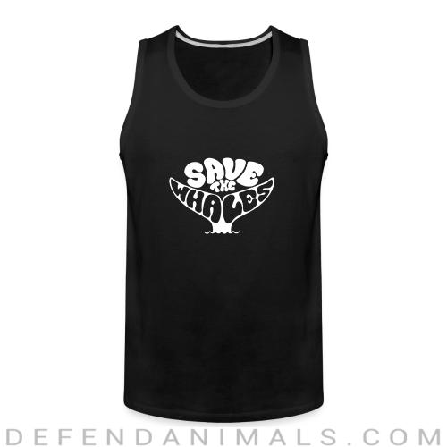 Save the whales - Animal Rights Activism Tank top
