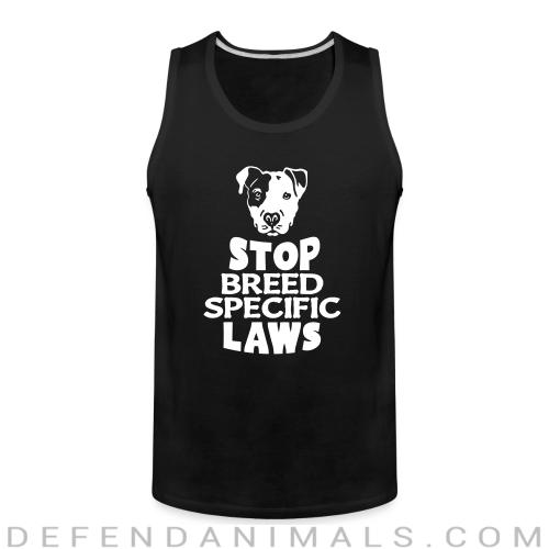 Stop breed specific laws - Dogs Lovers Tank top