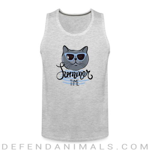 Summer time  - Cats Lovers Tank top