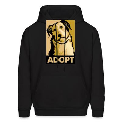 Dogs Lovers Hooded sweatshirt