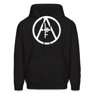 Hoodie ALF - Animal Liberation Front