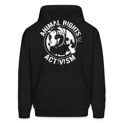 Hoodie Animal rights activism