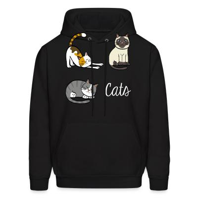 Hoodie Cats