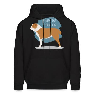 Hoodie Central Asian Shepherd Dog