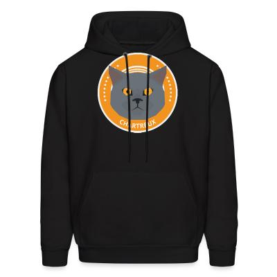Hoodie Chartreux Cat