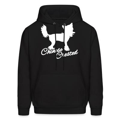 Hoodie Chinese Crested