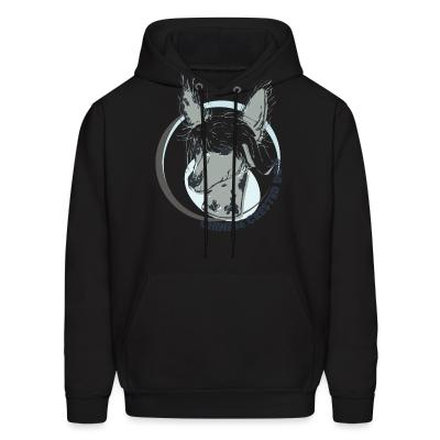 Hoodie Chinese Crested Dog