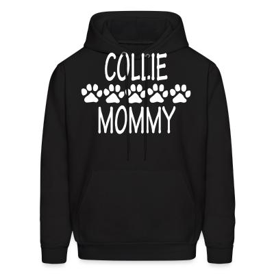 Hoodie collie mommy