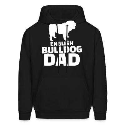 English bulldog dad