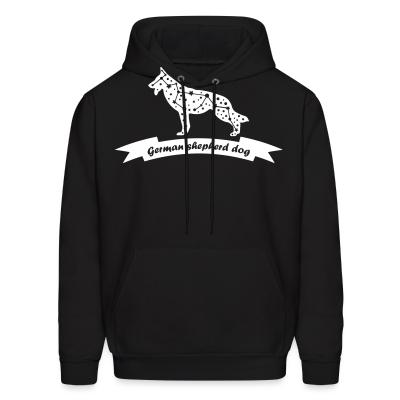 Hoodie German Shepherd Dog
