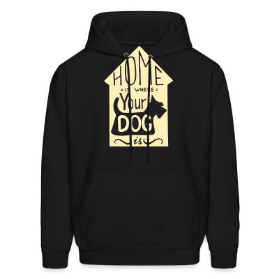 Hoodie Homme is where your dog