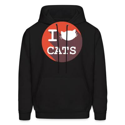 Hoodie I Cats