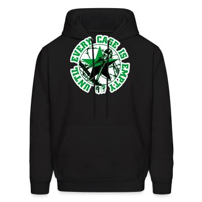 Animal Rights Activism Hooded sweatshirt