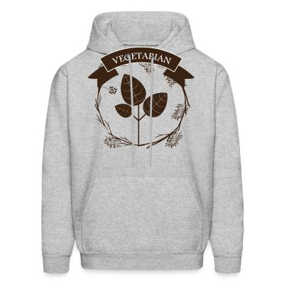 Hoodie Vegetarian