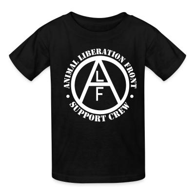animal liberation front support crew