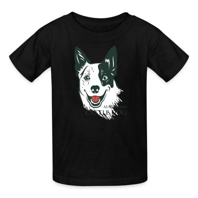 Kid tshirt Australian Cattle Dog