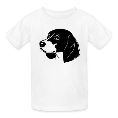 Kid tshirt Beagle