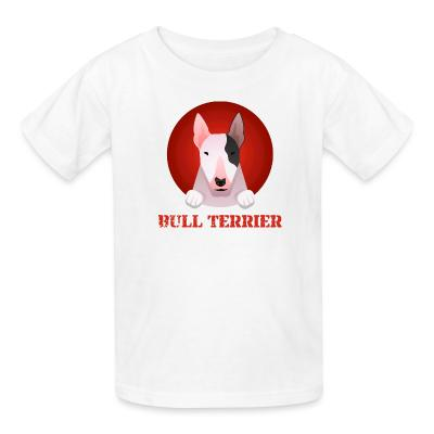Kid tshirt Bull Terrier