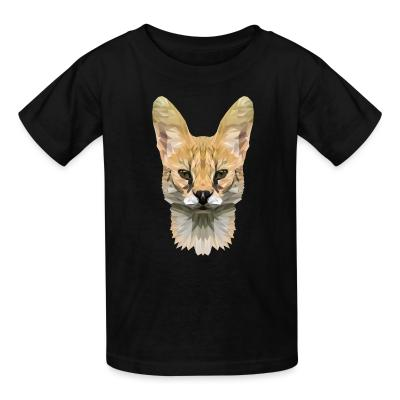 Kid tshirt Cat face