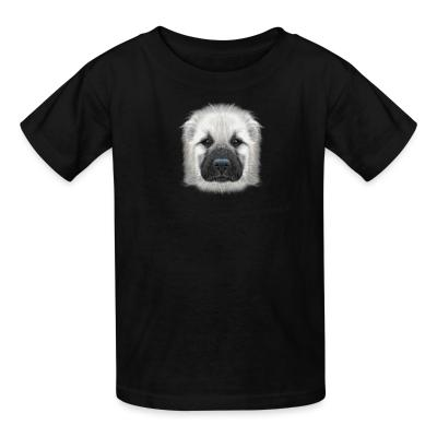 Kid tshirt Central Asian Shepherd Dog