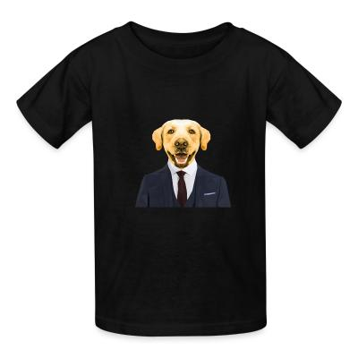 Kid tshirt Labrador Retriever