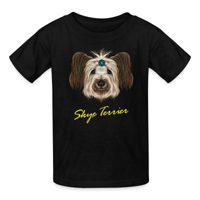 Kid tshirt Skye Terrier