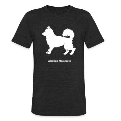 Local T-shirt Alaskan Malamute