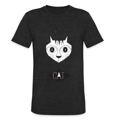 Local T-shirt All you need is love and a cat