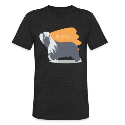 Local T-shirt Bearded Collie