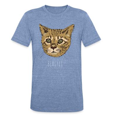 Local T-shirt Bengal Cat