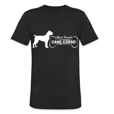 Local T-shirt Best breed Cane corso