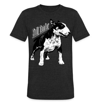 Local T-shirt Bull Terrier