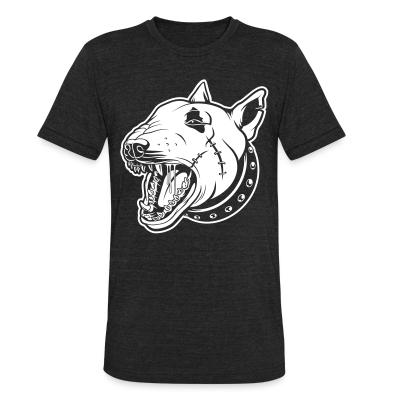 Local T-shirt Bull Terrier Dog